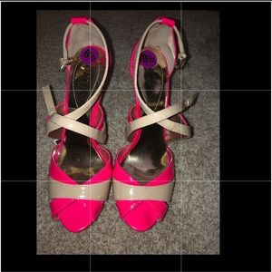 Guess Patent Leather Stilettos